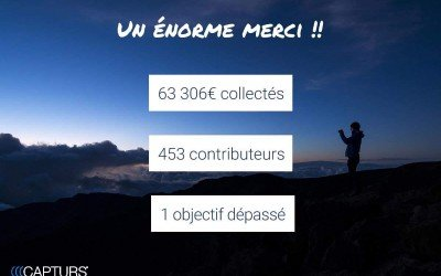Kickstarter : Merci ! Thank you !