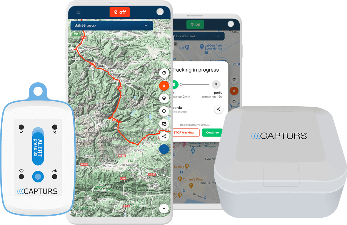 GPS trackers live tracking