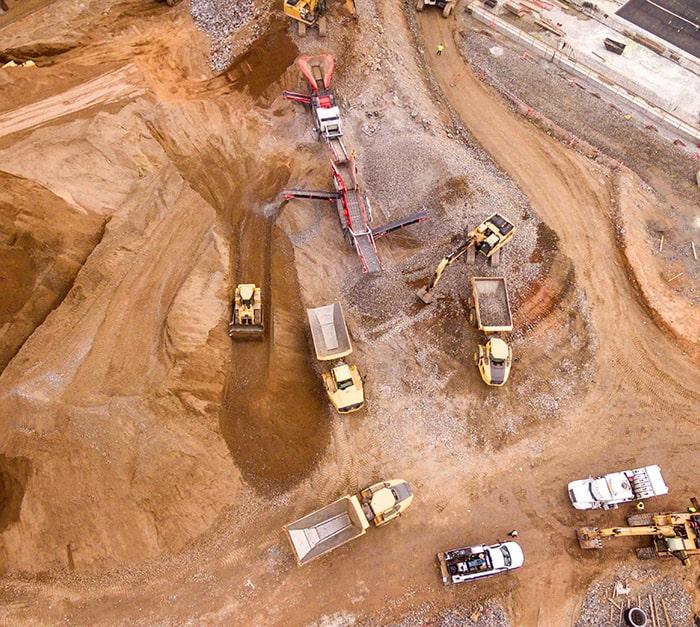 Suivi GPS de matériels et équipements de chantier