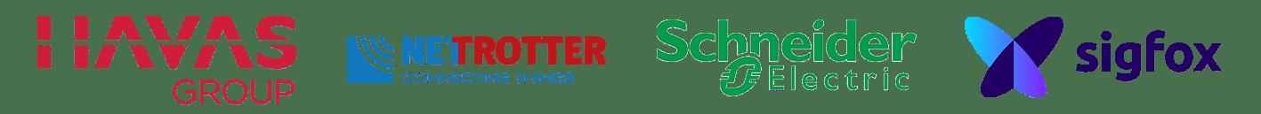 Havas Nettrotter Schneider Electric Sigfox