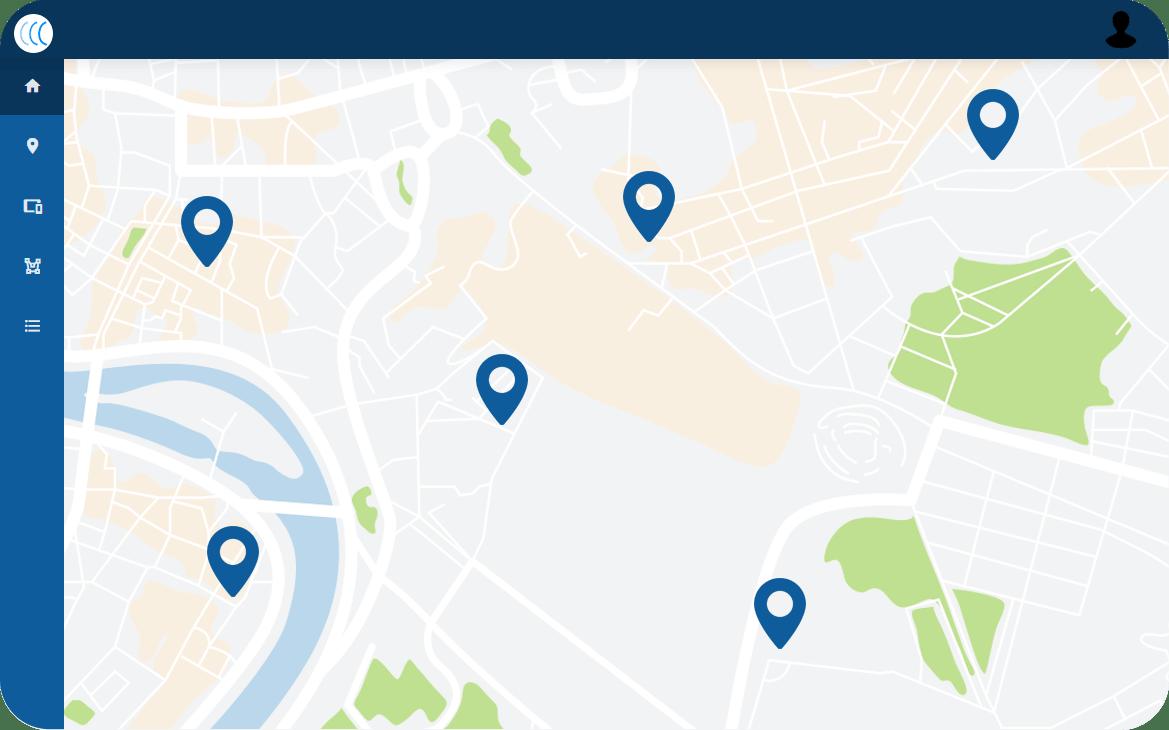 Suivi en temps réel de tous les traceurs GPS
