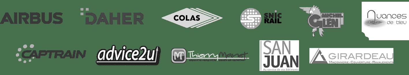 Airbus Daher Colas Snic Rail Michel Glen Nuances de Bleu Captrain Advice2u Thierry Manet San Juan Girardeau