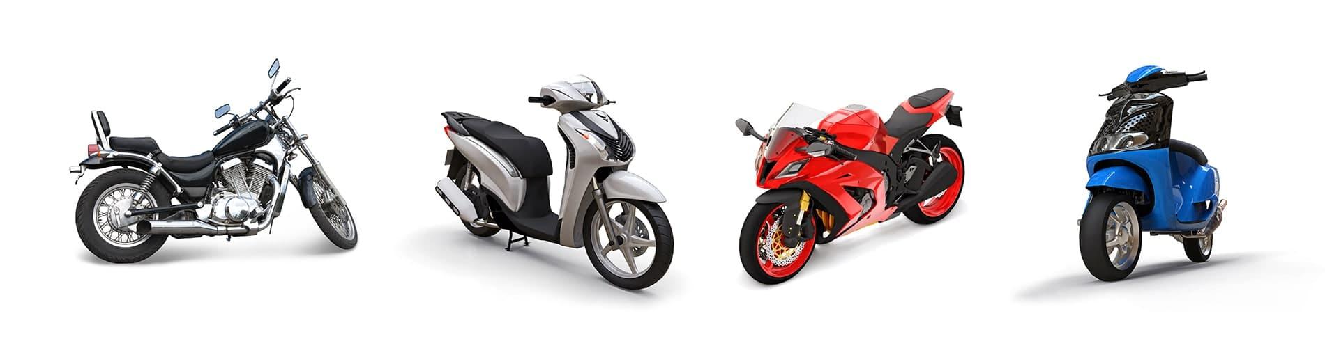 Traceur GPS Capturs pour les scooters et les motos