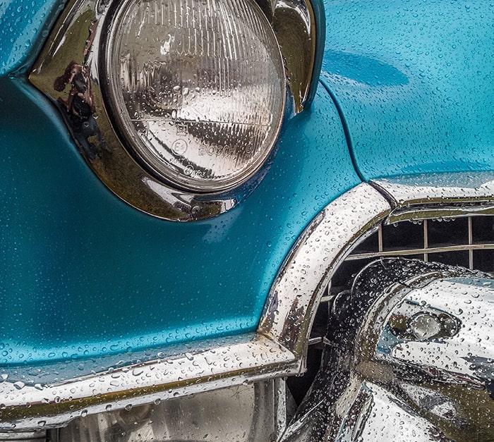 Traceur GPS pour suivre les voitures de collection