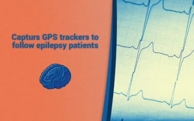 Capturs GPS trackers to follow epilepsy patients
