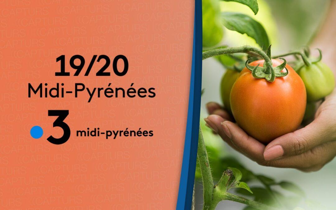 JT 19/20 Midi-Pyrénées France 3 – 27/08/2021