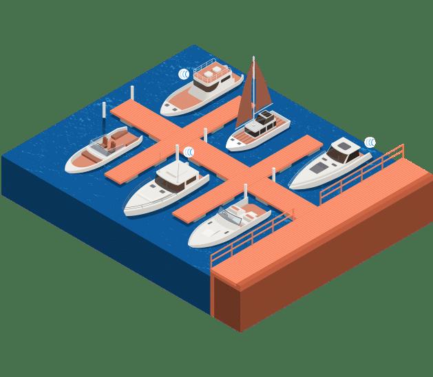Traceur GPS Capturs pour les bateaux
